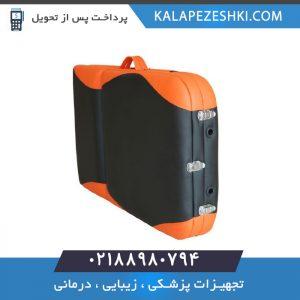 قیمت خریدتخت ماساژ تاشو پایه آلومینیومی